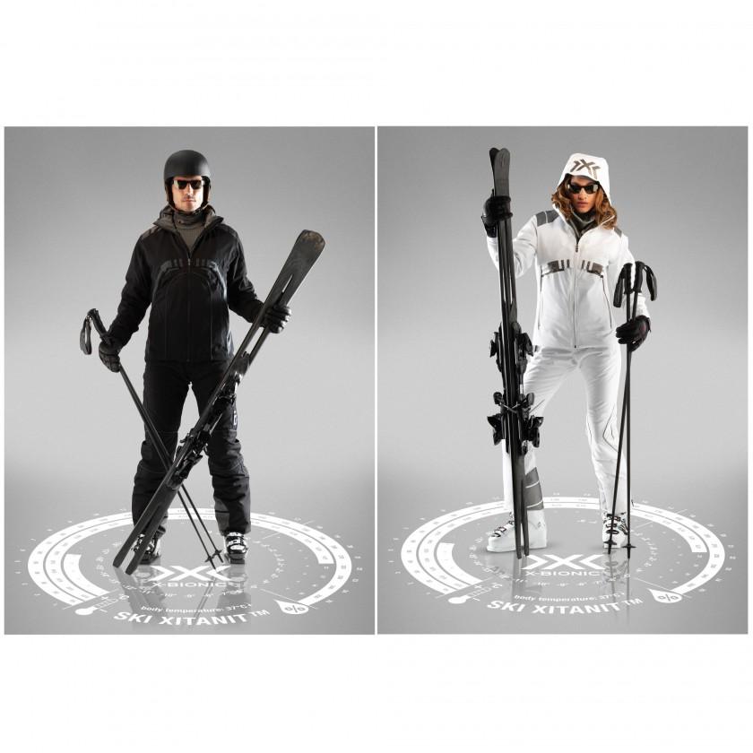 Ski xitanit EVO Jacket/Pants Men/Women 2012/13