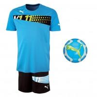v1.11 SPEED Shirt, Short und Ball der PUMA-Intersport Kollektion 2012