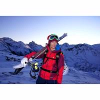 Bergsportlerin und Freeskierin Tine Huber kooperiert mit adidas Outdoor 2012