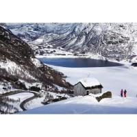 Norrona: Das Skiresort Roldal zhlt zu den schneereichsten Gebieten Europas 2012