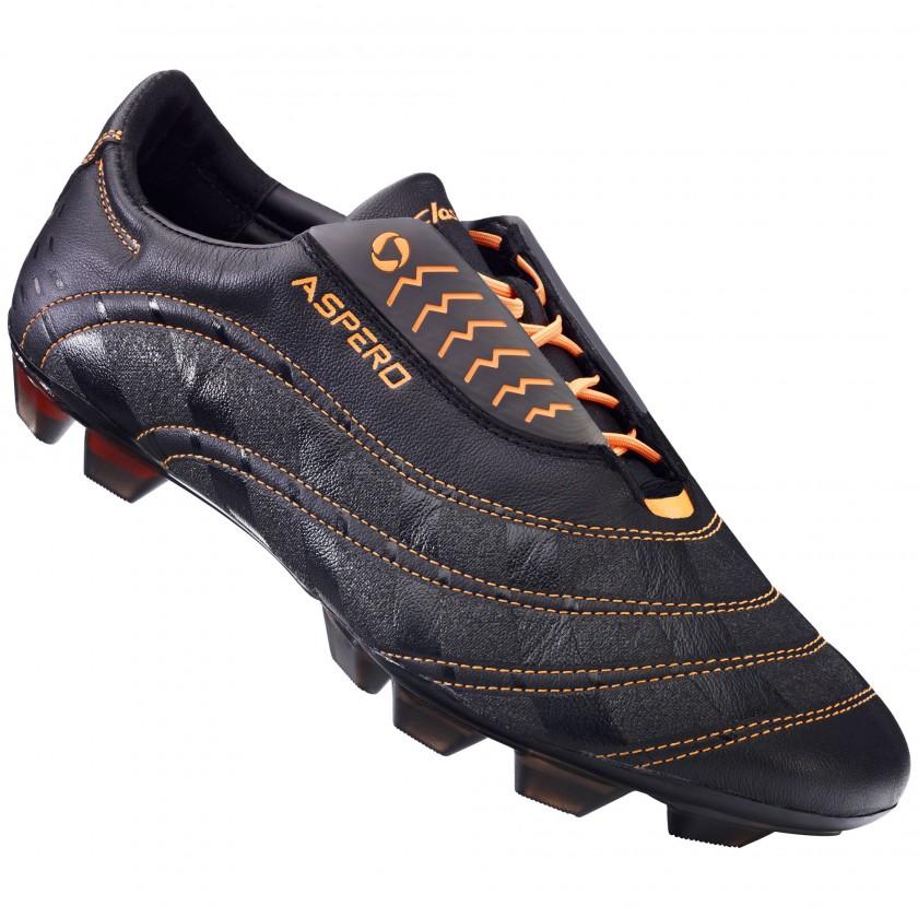 ASPERO Classic Fußballschuh black 2012