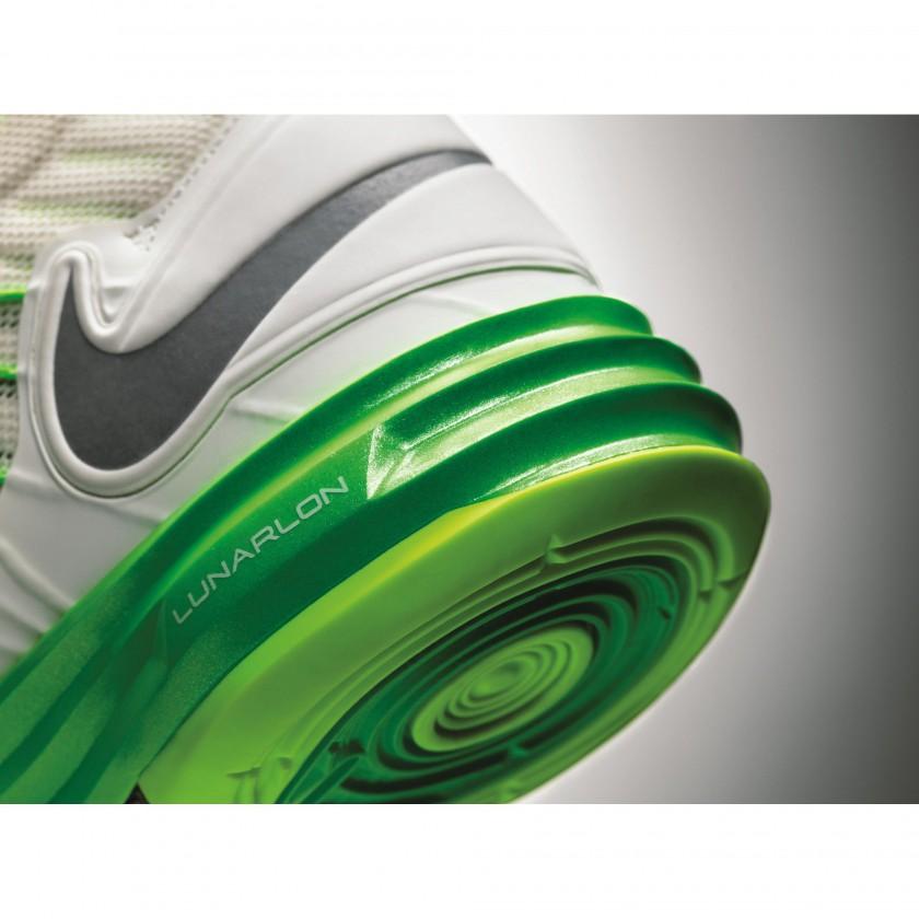 Nike Lunarlon Hyperdunk Basketballschuh sole 2012