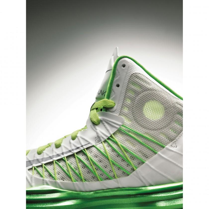 Nike Lunarlon Hyperdunk Basketballschuh side 2012