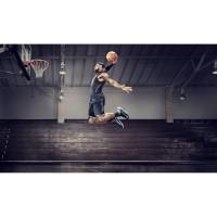 Lebron James im neuem Basketballschuh Hyperdunk+ mit Nike+ Technologie 2012