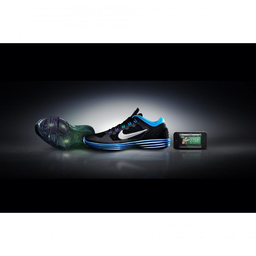Laufschuh Lunar Hyper Workout+ für Frauen mit Nike+ Technologie 2012
