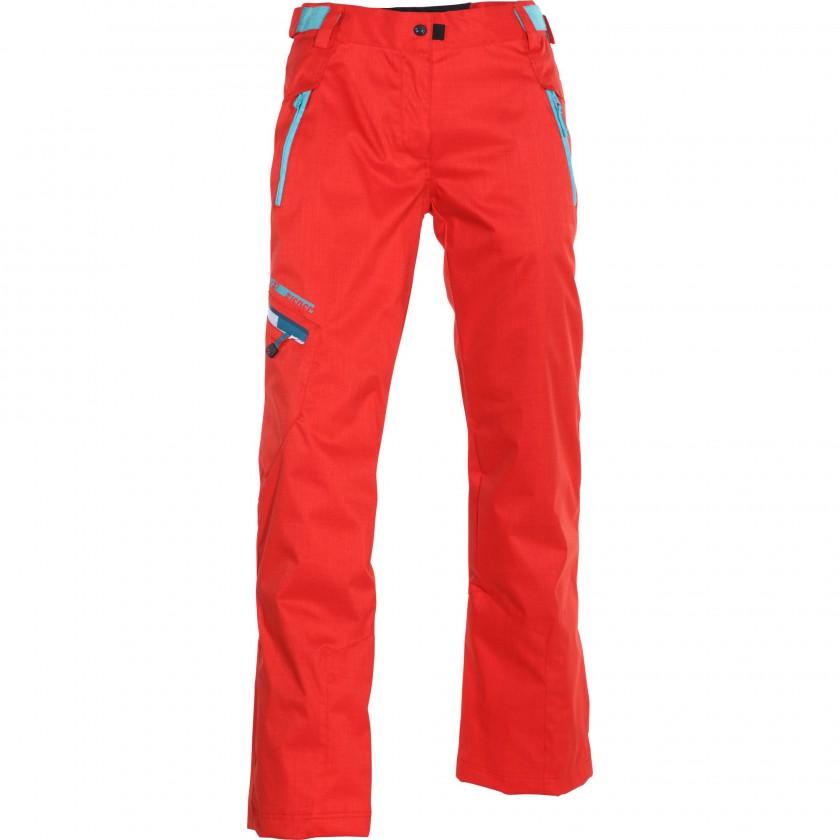 Sirku Freeride-Hose Women red 2012/13