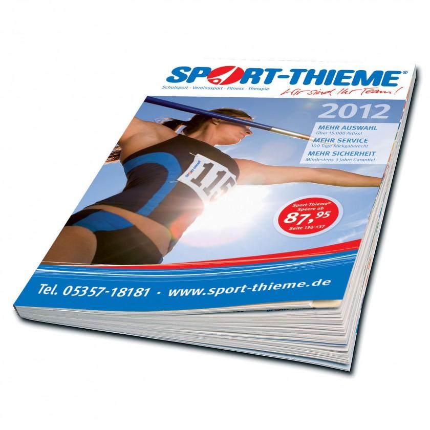 Sport-Thieme Katalog 2012