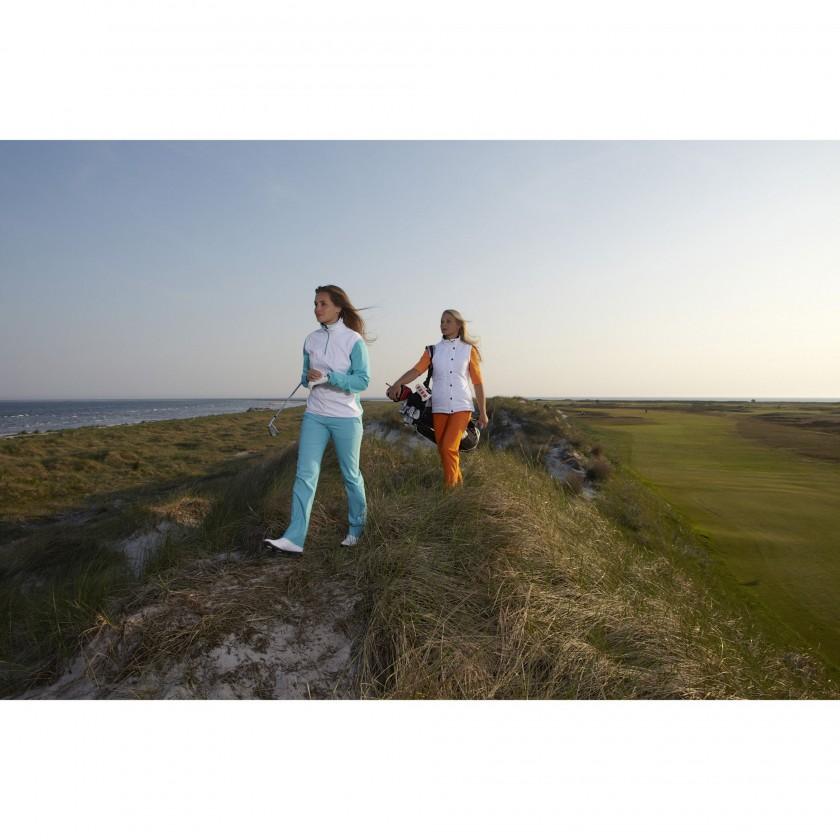Golfen mit BEYLA und BIBBI von GALVIN GREEN 2012