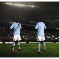 Spaniens Auswrtstrikot fr die EM 2012