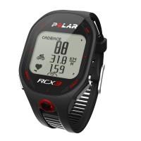 Trainingscomputer RCX3 GPS black topleft 2012