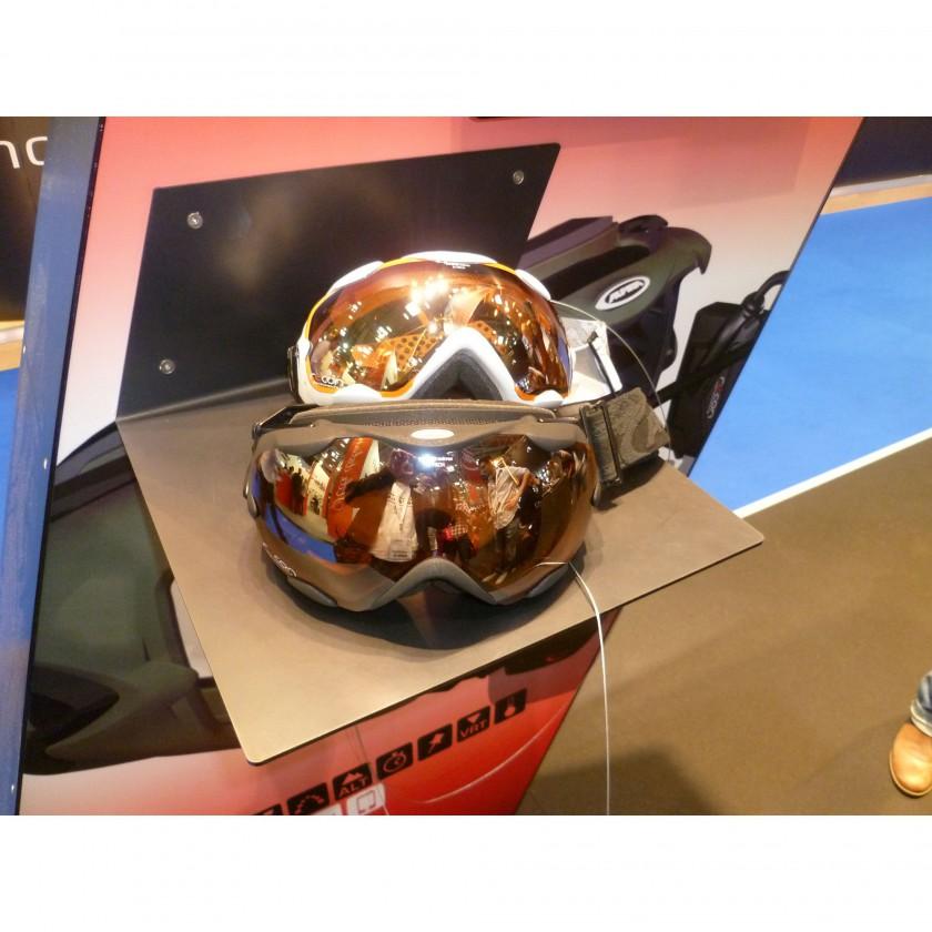 ISPO 2012: Alpina Skibrille R-Tech HM mit Recon Technologie