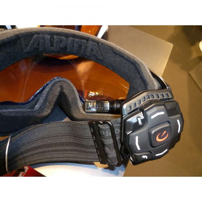 ISPO 2012: Alpina Skibrille R-Tech HM mit Recon Technologie - Inlay