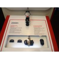 EUROBIKE 2011: Polar CS 500+ Set mit Geschwindigkeits-/Trittfrequenzsensor, LOOK Keo Power Pedale und P5 Sensor