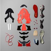 Mercurial Vapor 8 - Einzelteile des Fuballschuhs 2012