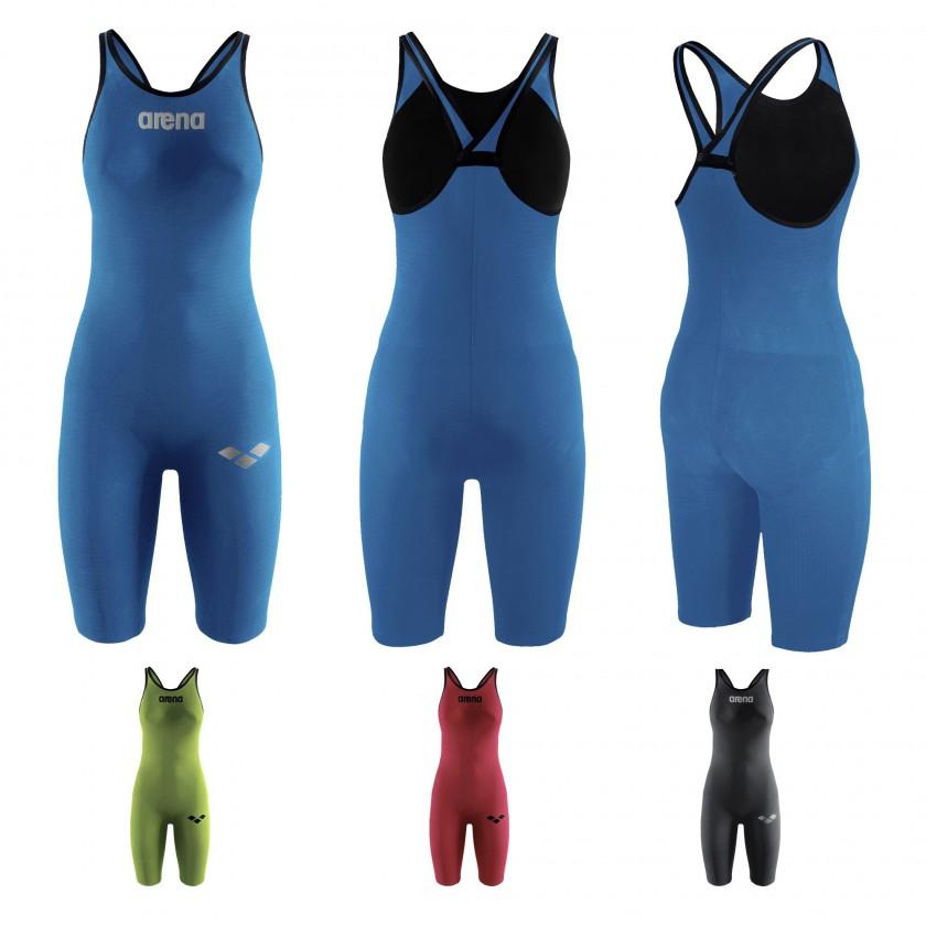 Powerskin Carbon Pro Schwimmanzug Women geschlossen 2012