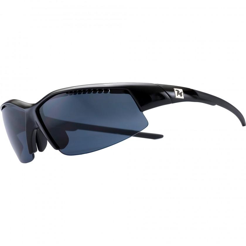 Sportbrille Modell Speeder glossy-black 2012