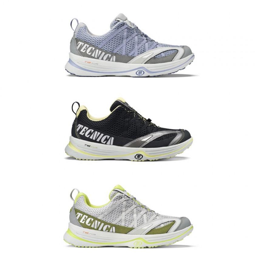 Inferno X-Lite Trailrunning-Schuh Women blue-grey/black/grey-lime 2012