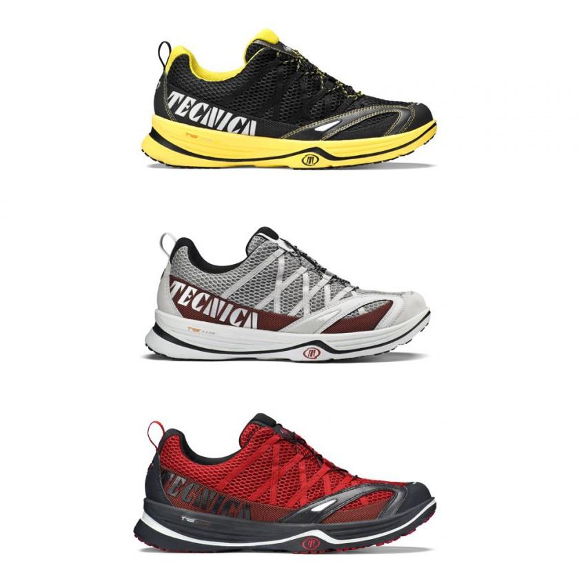 Inferno X-Lite Trailrunning-Schuh Men black-yellow/grey-rust/red-black 2012