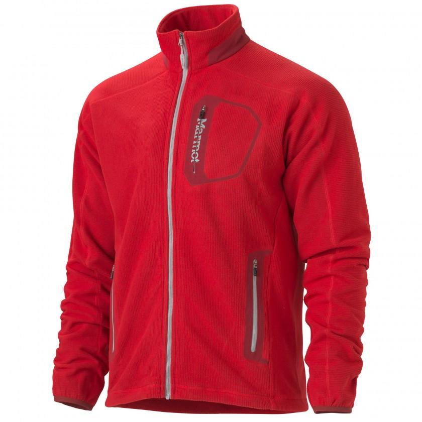Alpinist Tech Fleece Jacket 2012