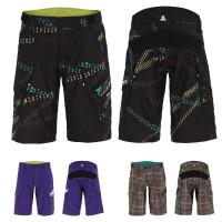 Targa Shorts Men tiredaoblack/violet/stonecheck 2012