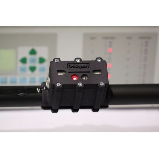 CFK-Paddel mit Monitoring-System 2012