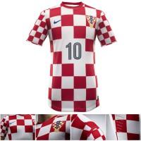 Kroatiens Nike Nationaltrikot - Home 2012