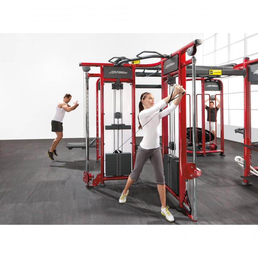 Synrgy360 Trainingssystem - Seilzug 2012