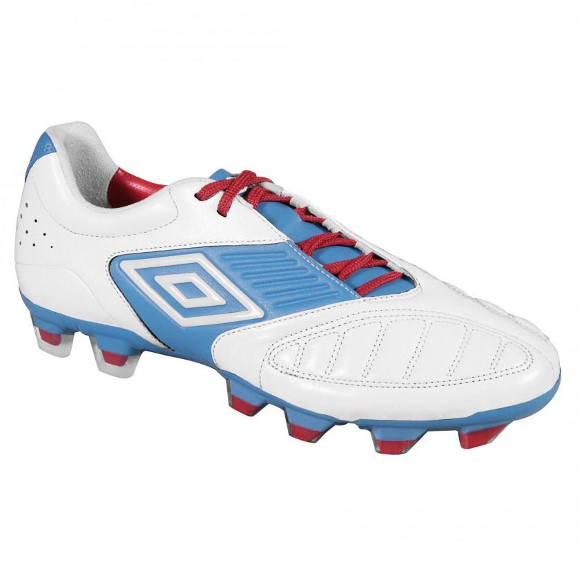 Geometra Pro Fußballschuh Men white/blue side 2012