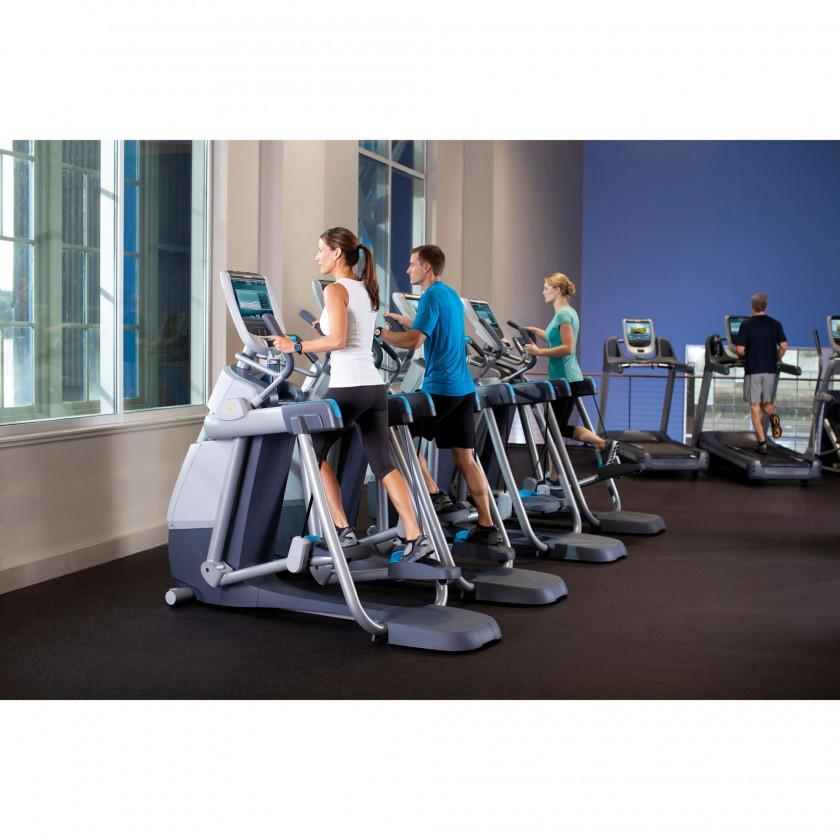 AMT Open Stride 2012: Modell AMT 885 im Fitnessstudio
