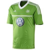 VfL Wolfburg: adidas Home-Trikot 2012/13