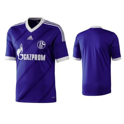FC Schalke 04: adidas Home-Trikot 2012/13