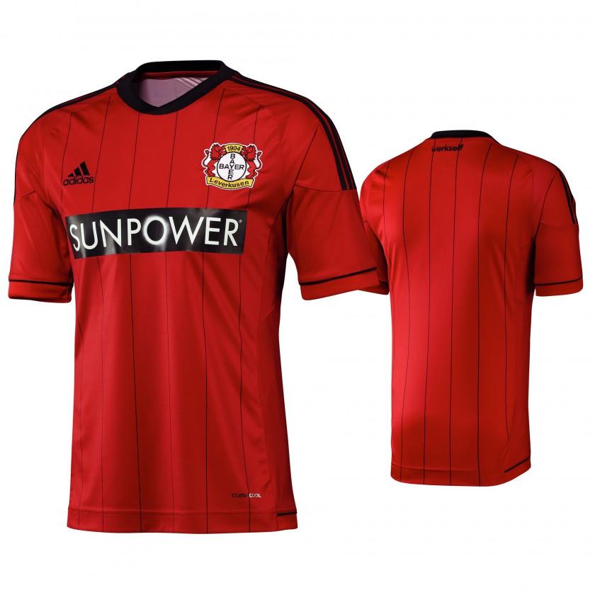 Bayer 04 Leverkusen: adidas Home-Trikot 2012/13
