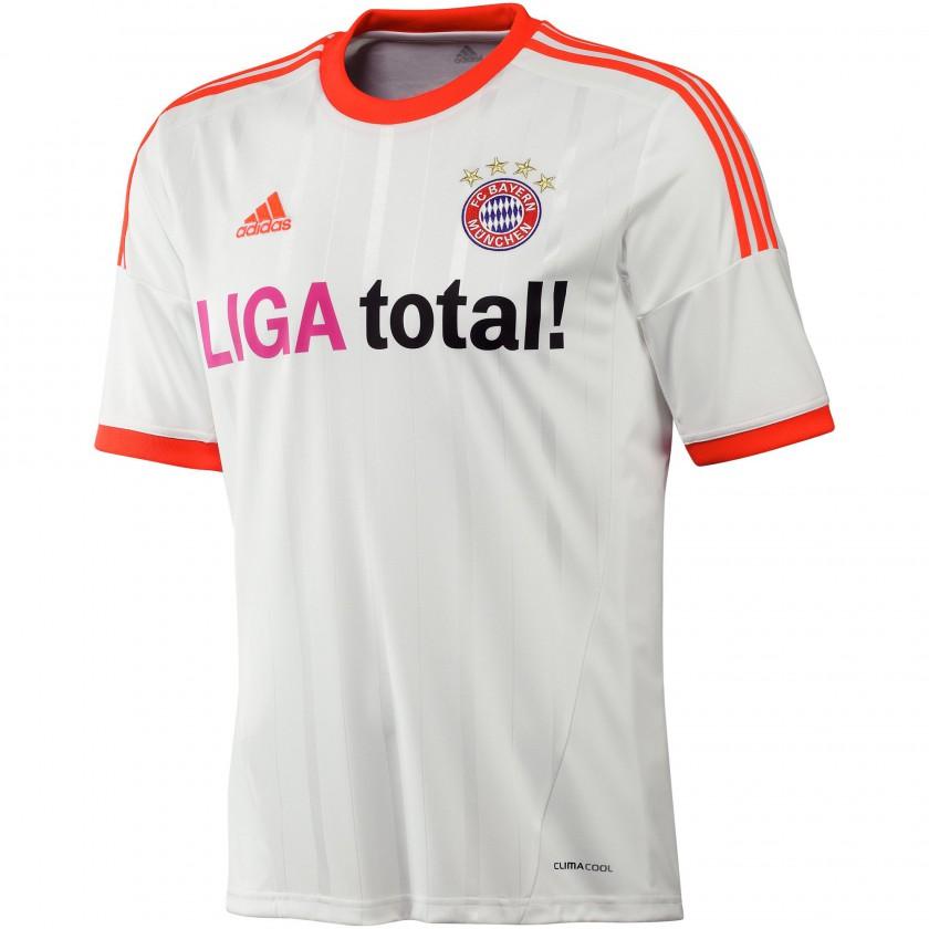 FC Bayern München: adidas Away-Trikot 2012/13