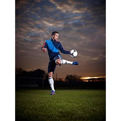 adidas Predator Lethal Zones 2012: Robbie van Persie prsentiert seinen neuen Fuballschuh
