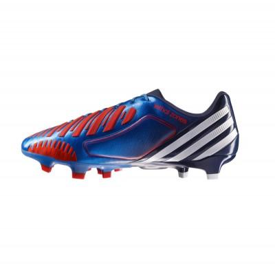 adidas Predator Lethal Zones bright blue/running white/infrared side 2012