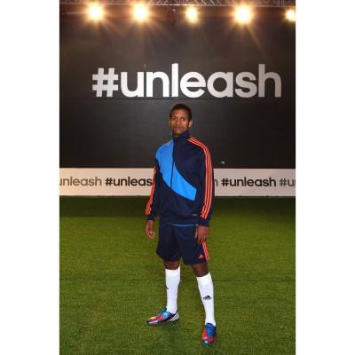 adidas Predator Lethal Zones 2012: Nani prsentiert seinen neuen Fuballschuh