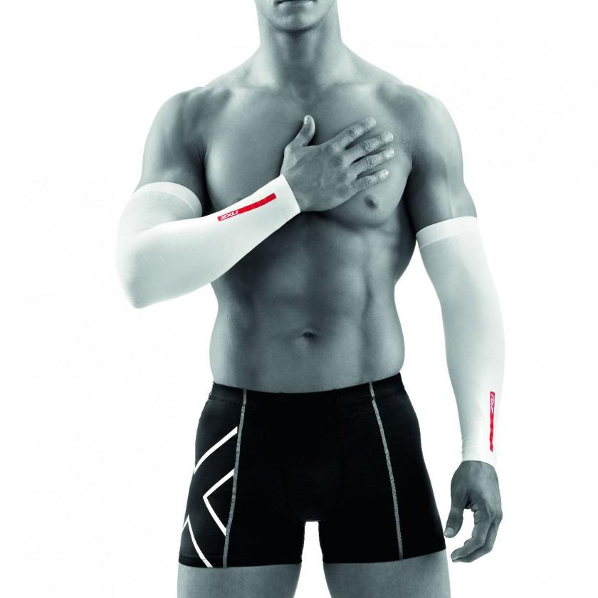 2XU Compression Arm Sleeve und Half Compression Short Men 2012