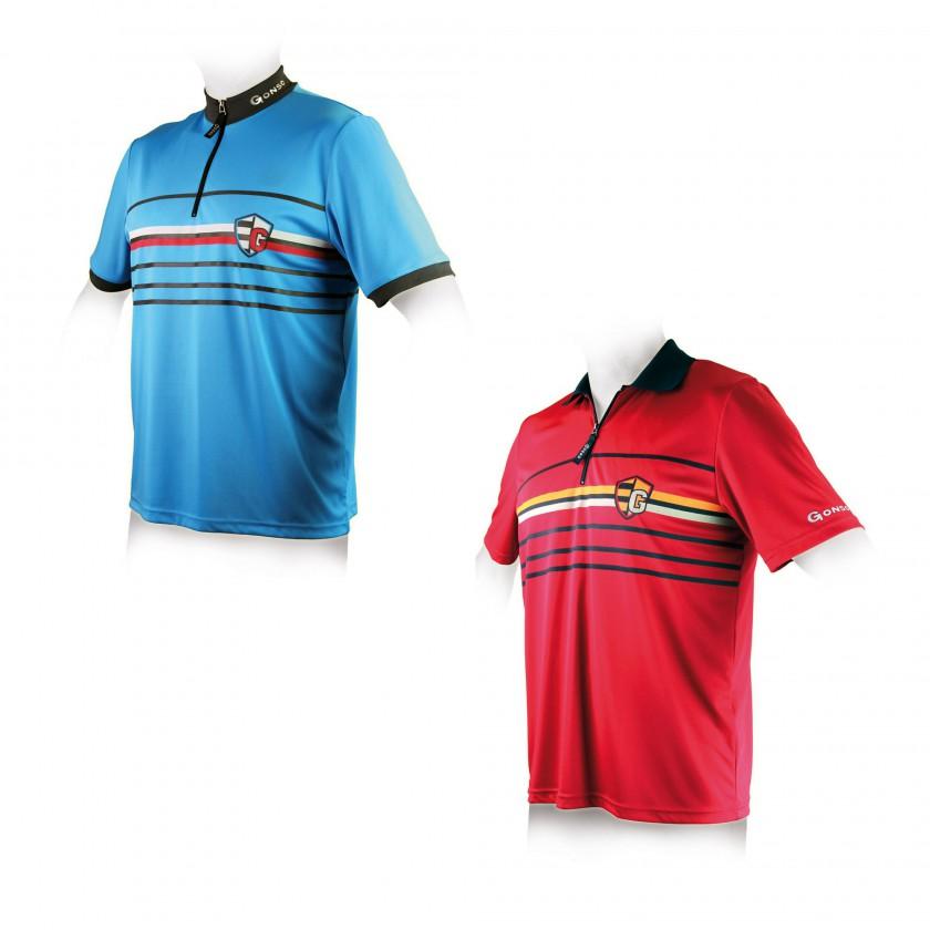 Bike-Shirts MORITZ und DAVID mit Agion Active Technologie 2012