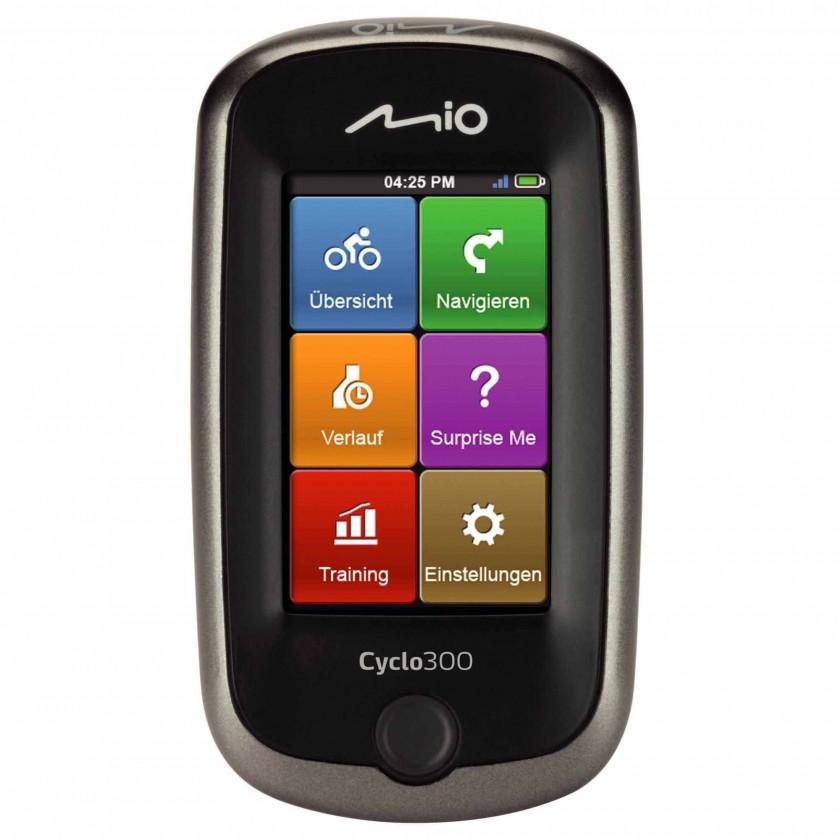 Cyclo 300 GPS-Navigationsgert - Hauptmen 2012
