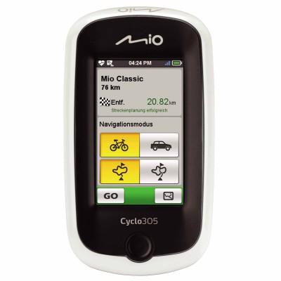 Cyclo 305 GPS-Navigationsgert - Start Men 2012