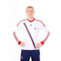 Auswrtstrikot Russlands fr die EM 2012: Im Trikot Pavel Pogrebnyak