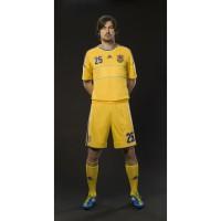Heimtrikot/-kit Ukraine fr die EM 2012: Artem Milewskyj