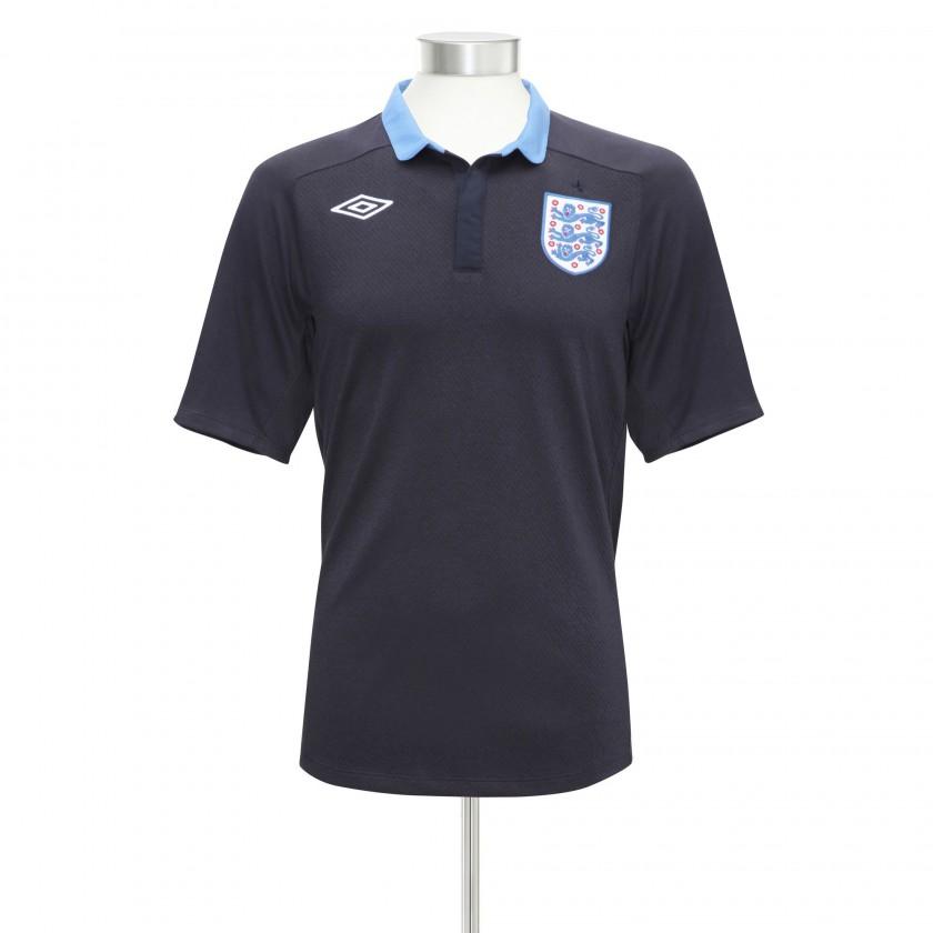 Auswrtstrikot England fr die EM 2012