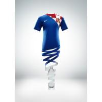 Auswrtstrikot Kroatien fr die EM 2012