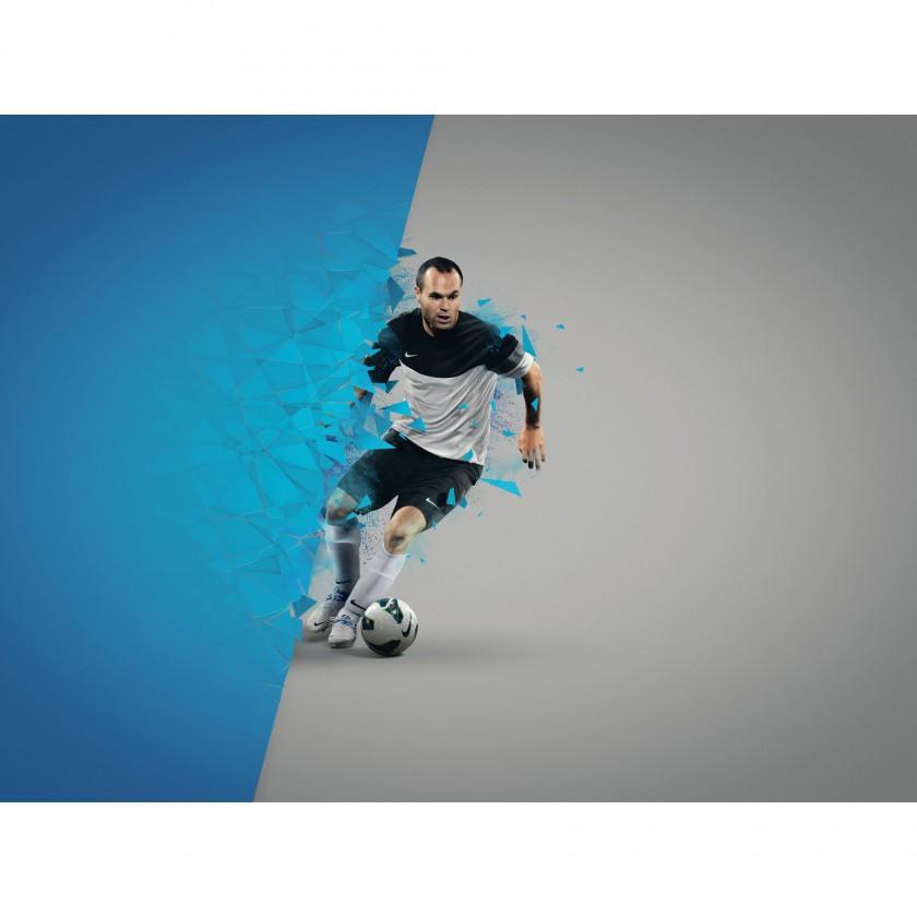 Nike Clash Collection 2012: Andres Iniesta im CTR 360 Maestri II CC