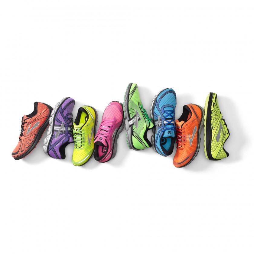 Farbenfrohe Brooks PureProject Kollektion 2012/13