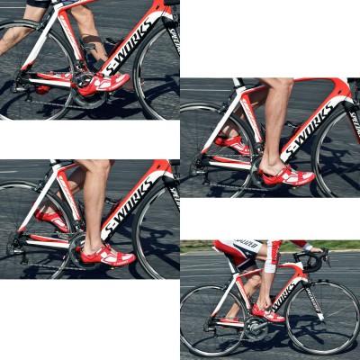 S-WORKS TRIVENT Triathlon Bike-Schuh - Einstieg 2012