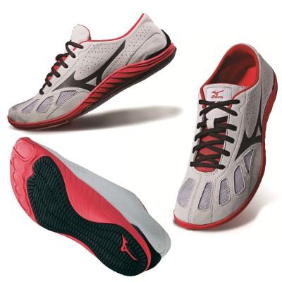 BE Fumuskelaktivierungsschuh Men grey/red 2012