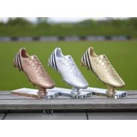 Goldener, Silbener und Bronzener Schuh fr die besten Torschtzen der EM 2012 von adidas