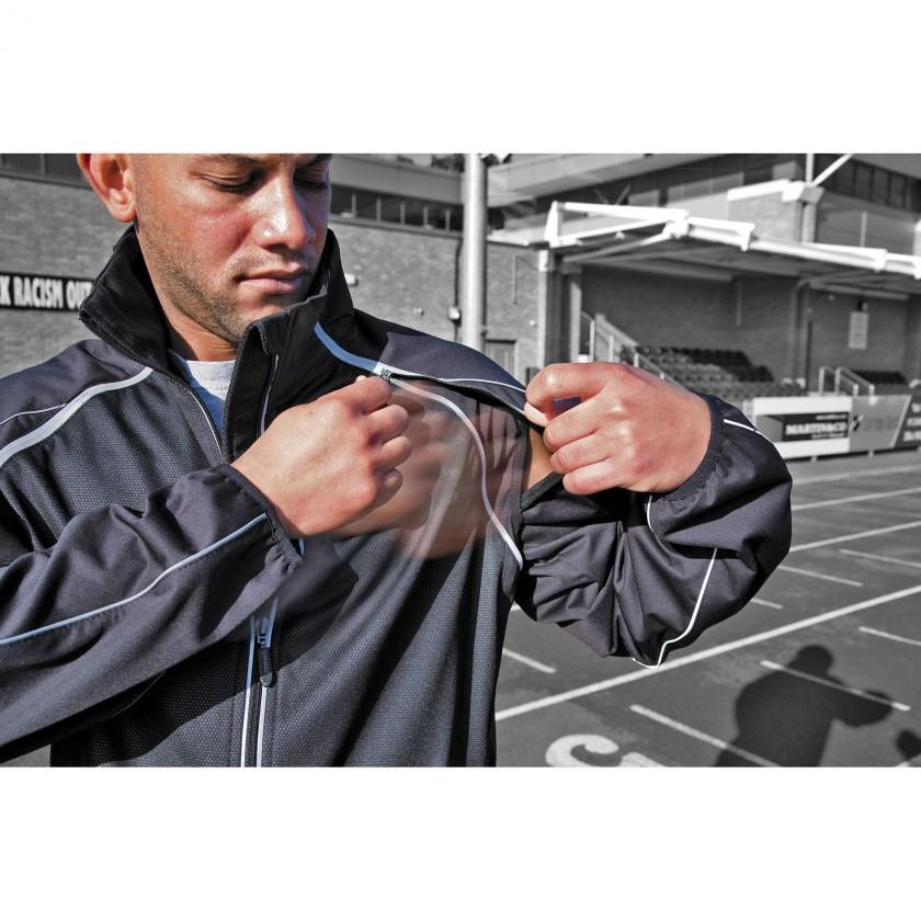 S172 Laufjacke - Zip System Men 2012